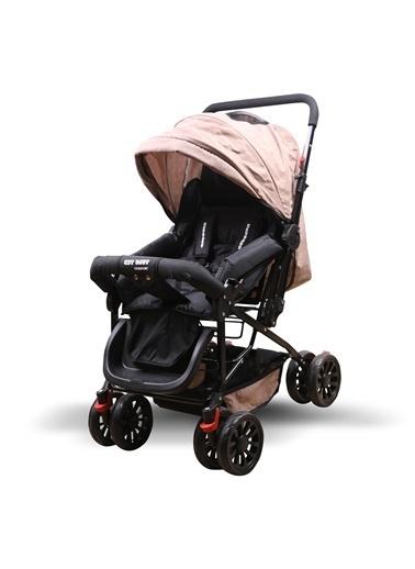 ESY LİNE Esy Line Çift Yönlü Bebek Arabası Bej Bej